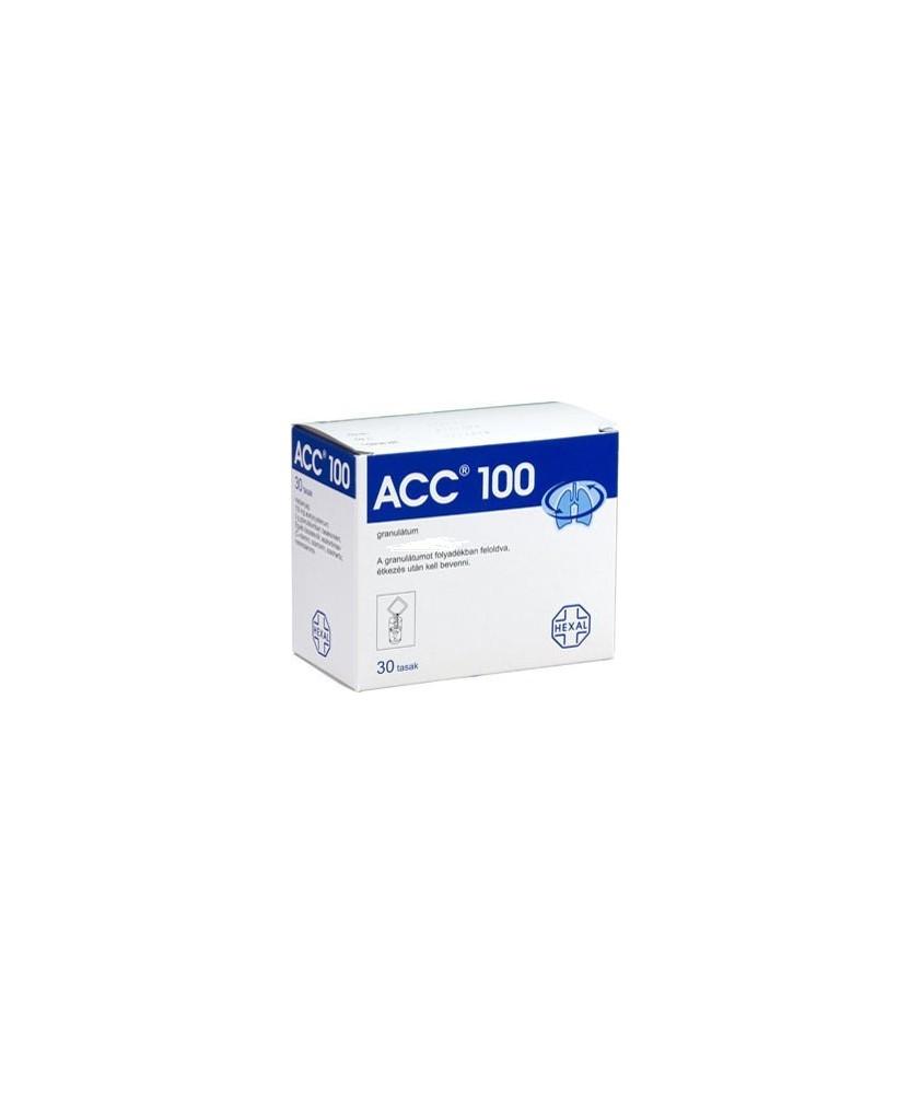 ACC 100 GRANULATUM GYERMEKEKNEK 30X3G Sandoz Köptetők és köhögéscsillapítók 1,243.55 Dió patika online gyógyszertár internete...