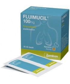 FLUIMUCIL JUNIOR 100 MG GRAN. 30X1G  Köptetők és köhögéscsillapítók 1,019.00 Dió patika online gyógyszertár internetes gyógys...