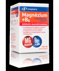 INNOPHARM MAGNESIUM+B6 FILMTABL. 100X  Vitaminok és Nyomelemek  1,559.00 Dió patika online gyógyszertár internetes gyógyszerr...