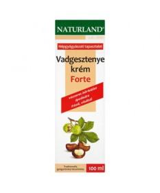 NATURLAND VADGESZTENYE KREM FORTE 100ML Naturland Gyógynövény alapú készítmények 1,300.55 Dió patika online gyógyszertár inte...
