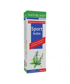 NATURLAND SPORTKREM 125 ML Naturland Kenőcsök és tapaszok 1,215.05 Dió patika online gyógyszertár internetes gyógyszerrendelé...