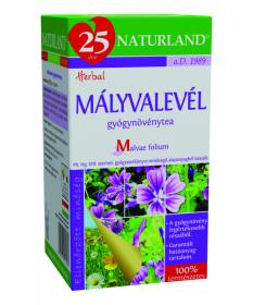 NATURLAND MALYVALEVEL TEA EXTRA 20X1,5G Naturland Gyógynövény alapú készítmények 883Ft Dió patika online gyógyszertár intern...