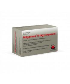 MILGAMMA N LAGY KAPSZULA  50X Wörwag Pharma Vitaminok és Nyomelemek  4,492.55 Dió patika online gyógyszertár internetes gyógy...