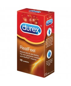DUREX REAL FEEL OVSZER 10X  Férfiaknak 3,875.05 Dió patika online gyógyszertár internetes gyógyszerrendelés Budakeszi