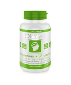 BIOHEAL MAGNEZIUM+B6 VITAMIN TABL. 70X  Vitaminok és Nyomelemek  1,399.00 Dió patika online gyógyszertár internetes gyógyszer...
