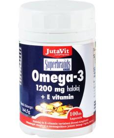 JUTAVIT OMEGA-3 HALOLAJ 1200MG+E KAPS. 100X UJ!! JutaVit Szív és Érrendszer 1,699.00 Dió patika online gyógyszertár internete...