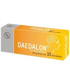 DAEDALON 50MG TABL. 10X Richter Gedeon Nyrt. Emésztési problémák 1,289.00 Dió patika online gyógyszertár internetes gyógyszer...