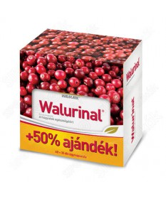 WALMARK WALURINAL ARANYVESSZOVEL KAPSZ. 60+30X Walmark Felfázás 3,549.00 Dió patika online gyógyszertár internetes gyógyszerr...