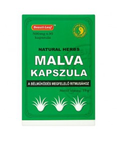 DR CHEN MALYVA TEA 500MG KAPSZULA 30X  Gyógynövény alapú készítmények 1,110.55 Dió patika online gyógyszertár internetes gyóg...