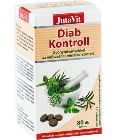 JUTAVIT DIABETESZ KONTROLL TBL. 80X JutaVit Diabétesz 2,554.55 Dió patika online gyógyszertár internetes gyógyszerrendelés Bu...