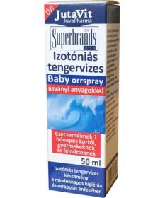 JUTAVIT TENGERVIZES ORRSPRAY BABY IZOTON. 50ML JutaVit Orrcseppek 1,889.55 Dió patika online gyógyszertár internetes gyógysze...