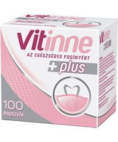 VITINNE PLUS INY KAPSZULA 100X  Szájápolás 6,719.00 Dió patika online gyógyszertár internetes gyógyszerrendelés Budakeszi