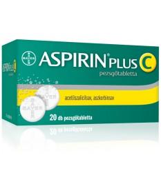ASPIRIN PLUS C PEZSGOTABL. 20X Bayer Tabletták 2,060.55 Dió patika online gyógyszertár internetes gyógyszerrendelés Budakeszi