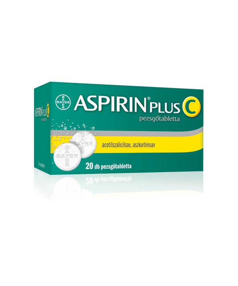 ASPIRIN PLUS C PEZSGOTABL. 20X Bayer Tabletták 1,959.00 Dió patika online gyógyszertár internetes gyógyszerrendelés Budakeszi