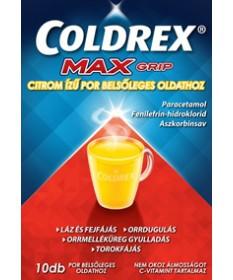 COLDREX MAXGRIP CITROM IZU POR BELS.OLD. 10X GlaxoSmithKline Forró italok 2,089.05 Dió patika online gyógyszertár internetes ...