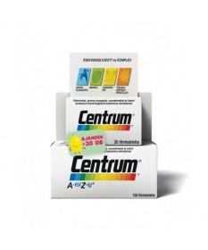 CENTRUM A-Z FILMTABL. 100X+30X FOLIAZOTT Pfizer Vitaminok és Nyomelemek  5,569.00 Dió patika online gyógyszertár internetes g...