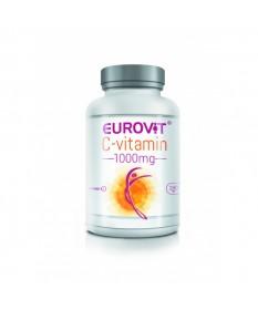 EUROVIT C VITAMIN 1000MG RET.FILMTABL. 90X  Vitaminok és Nyomelemek  2,149.00 Dió patika online gyógyszertár internetes gyógy...
