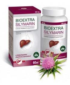 BIOEXTRA SILYMARIN 280 KAPSZULA 60X  Gyógynövény alapú készítmények 5,167.05 Dió patika online gyógyszertár internetes gyógys...