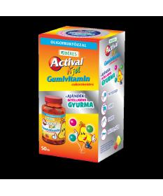 BERES ACTIVAL KID GUMIVITAMIN 50X +AJANDEK Béres Vitaminok és Nyomelemek  2,744.55 Dió patika online gyógyszertár internetes ...