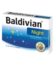 BALDIVIAN NIGHT BEVONT TABL. 30X  Altatók/ Nyugatók 1,799.00 Dió patika online gyógyszertár internetes gyógyszerrendelés Buda...