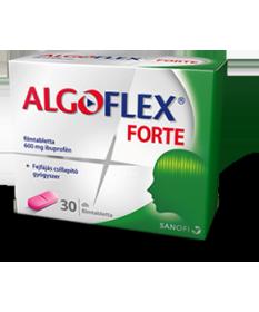 ALGOFLEX FORTE FILMTABLETTA 30X Sanofi Tabletták 2,499.00 Dió patika online gyógyszertár internetes gyógyszerrendelés Budakeszi