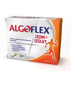 ALGOFLEX IZOM+IZULET 300MG RET.KKAPSZ. 20X Sanofi Tabletták 1,679.00 Dió patika online gyógyszertár internetes gyógyszerrende...