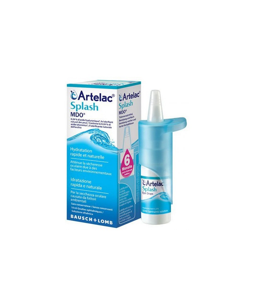 ARTELAC SPLASH SZEMCSEPP 10ML  Műkönnyek 2,199.00 Dió patika online gyógyszertár internetes gyógyszerrendelés Budakeszi