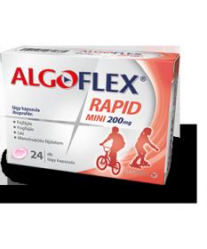 ALGOFLEX RAPID MINI 200MG LAGY KAPSZ. 24X Sanofi Tabletták 1,690.05 Dió patika online gyógyszertár internetes gyógyszerrendel...