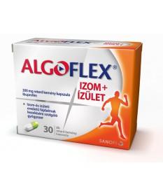ALGOFLEX IZOM+IZULET 300MG RET.KKAPSZ. 30X Sanofi Tabletták 2,440.55 Dió patika online gyógyszertár internetes gyógyszerrende...