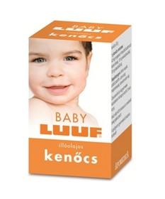 BABY LUUF ILLOOLAJOS KENOCS 1X30G  Köptetők és köhögéscsillapítók 1,595.05 Dió patika online gyógyszertár internetes gyógysze...