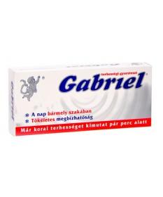 TERHESSEGI GYORSTESZT GABRIEL  Tesztek 864Ft Dió patika online gyógyszertár internetes gyógyszerrendelés Budakeszi