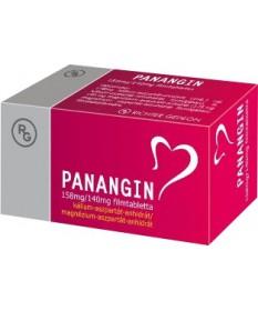 PANANGIN 158MG/140MG FILMTABL. 100X Richter Gedeon Nyrt. Szív és Érrendszer 2,329.00 Dió patika online gyógyszertár internete...