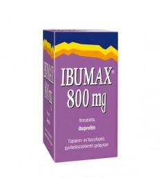 IBUMAX 800MG FILMTABL.  30X  Tabletták 1,719.00 Dió patika online gyógyszertár internetes gyógyszerrendelés Budakeszi