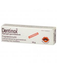 DENTINOX FOGINYGEL GYERMEKEKNEK 1X10 G  Babakellékek 1,719.00 Dió patika online gyógyszertár internetes gyógyszerrendelés Bud...