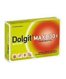 DOLGIT MAX 800MG FILMTABL. 20X  Tabletták 2,478.55 Dió patika online gyógyszertár internetes gyógyszerrendelés Budakeszi
