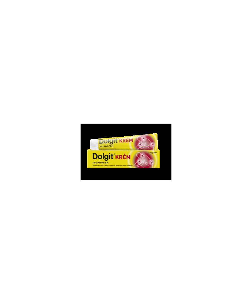 DOLGIT KREM 50 G  Kenőcsök és tapaszok 1,269.00 Dió patika online gyógyszertár internetes gyógyszerrendelés Budakeszi