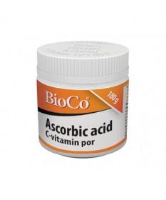 BIOCO ASCORBIC ACID C-VITAMIN POR 180G BioCo Vitaminok és Nyomelemek  1,699.55 Dió patika online gyógyszertár internetes gyóg...