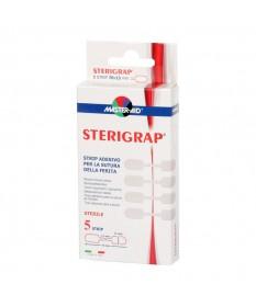 MASTER-AID STERIGRAP SEBTAPASZ 32X8/2.5MM 5X Master aid Sebtapaszok, szalagok, kötszerek 1,101.05 Dió patika online gyógyszer...