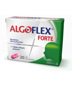 ALGOFLEX FORTE FILMTABLETTA 20X Sanofi Tabletták 1,975.05 Dió patika online gyógyszertár internetes gyógyszerrendelés Budakeszi