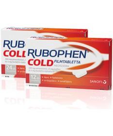 RUBOPHEN COLD FILMTABL. 24X Sanofi Tabletták náthára 1,376.55 Dió patika online gyógyszertár internetes gyógyszerrendelés Bud...