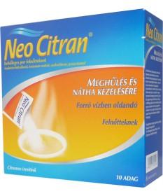 NEO CITRAN BELSOLEGES POR FELNOTTEKNEK 10X GlaxoSmithKline Forró italok 2,127.05 Dió patika online gyógyszertár internetes gy...
