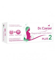 DR CZEIZEL PLUS 2 MULTIVIT.FTBL+KAPSZ 30+30X  Vitaminok és Nyomelemek  4,419.00 Dió patika online gyógyszertár internetes gyó...