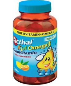 BERES ACTIVAL KID OMEGA-3 GUMIVITAMIN TABL. 30X Béres Vitaminok és Nyomelemek  2,744.55 Dió patika online gyógyszertár intern...