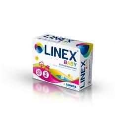 LINEX BABY ELOFLORA TART.POR 10X Sandoz Probiotikumok 1,823.05 Dió patika online gyógyszertár internetes gyógyszerrendelés Bu...