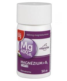 VITAMINTAR MAGNEZIUM 400MG+B6 FORTE TABL. 50X Béres Vitaminok és Nyomelemek  1,452.55 Dió patika online gyógyszertár internet...