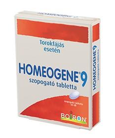 HOMEOGENE 9 SZOPOGATO TABL. 60X BOIRON Tabletták náthára 1,500.05 Dió patika online gyógyszertár internetes gyógyszerrendelés...