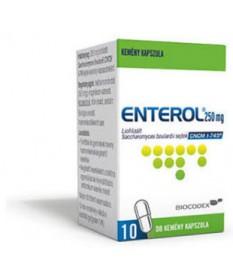 ENTEROL 250 MG KEMENY KAPSZULA 10X  Probiotikumok 1,879.00 Dió patika online gyógyszertár internetes gyógyszerrendelés Budakeszi