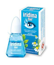 IRIDINA DUE 0,5MG/ML OLD.SZEMCSEPP 1X10ML  Műkönnyek 1,927.55 Dió patika online gyógyszertár internetes gyógyszerrendelés Bud...