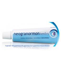 NEOGRANORMON KENOCS 100G Teva Gyógyszergyár Zrt. Hámosítók és fertőtlenítők 2,934.55 Dió patika online gyógyszertár internete...