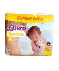 LIBERO NEWBORN 1 NADRAGPELENKA 2-5KG 78X  Pelenkák és betétek 3,229.05 Dió patika online gyógyszertár internetes gyógyszerren...
